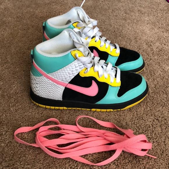 Women's Nike Dunk High 6.0